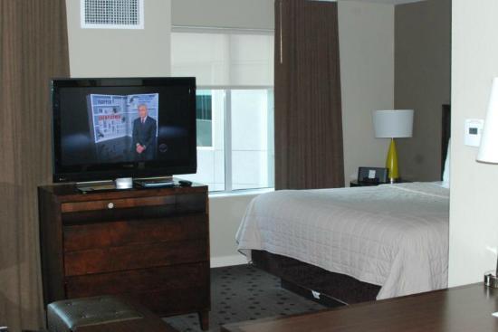 Hyatt House Seattle/Redmond : Bed area