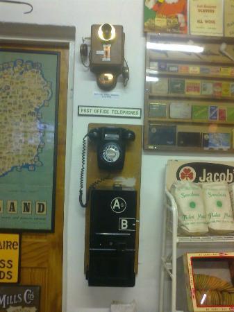 Derryglad Folk & Heritage Museum: phone