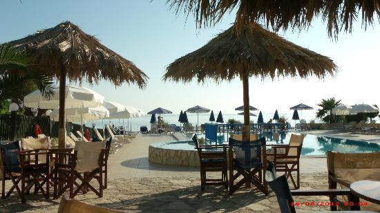 Paradise Apartments On The Beach Inn Reviews Photos Alykes Greece Tripadvisor