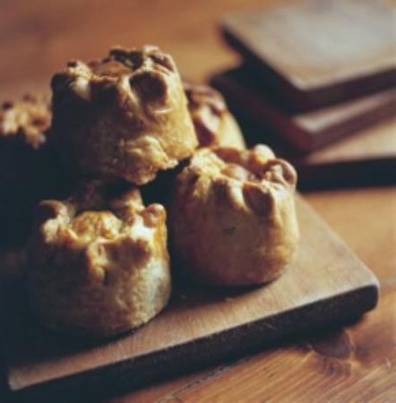The Queens Arms: Pork Pies