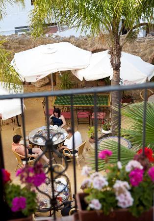 Restaurante el jardin del califa en vejer de la frontera con cocina griega - El jardin del califa vejer de la frontera ...