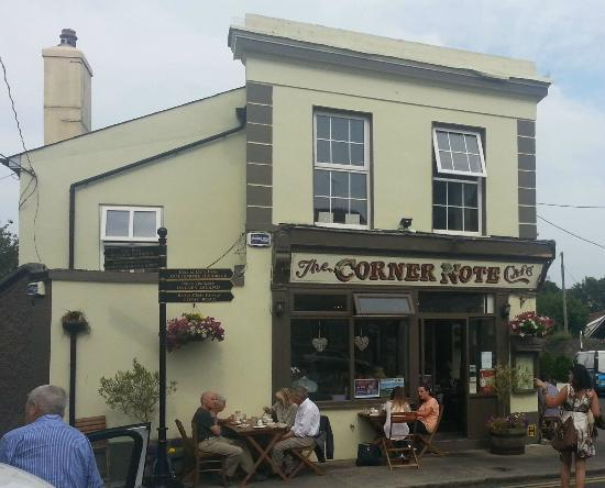 Corner Note Cafe: The Corner Note Dalkey
