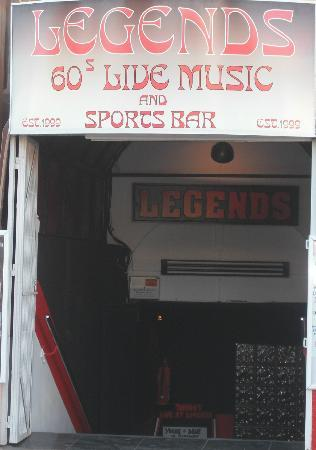 ‪Legends 60s Live Music & Sports Bar‬
