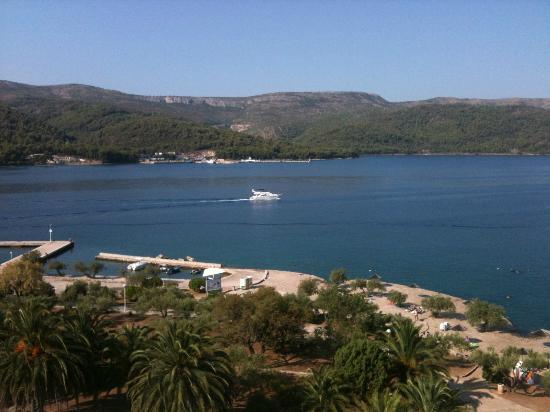 Hotel Arkada: View