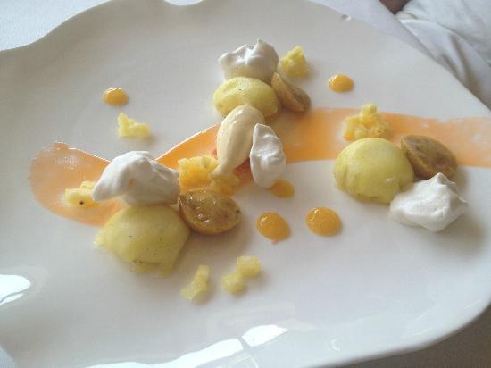 Maison Bru : Ananas