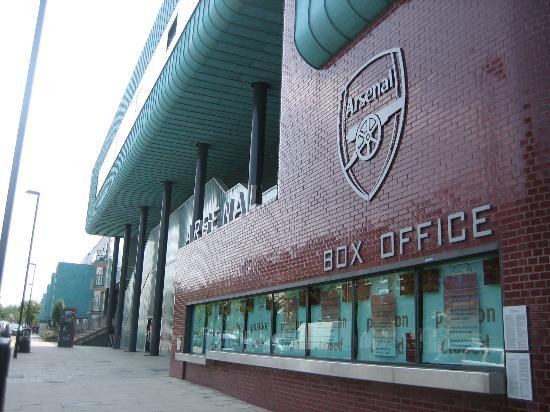 Tiket Stadion Emirates