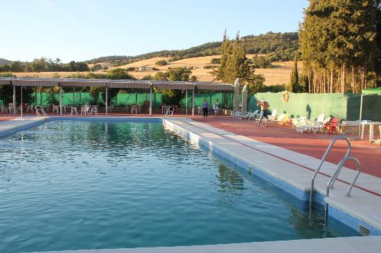 Prado del Rey, España: Piscina de agua salada