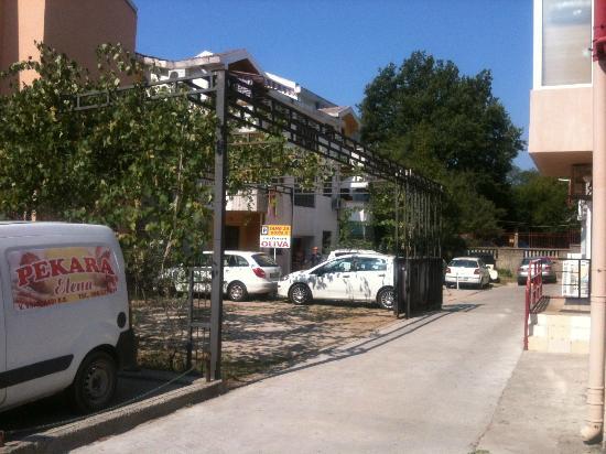 Hotel Oliva: area