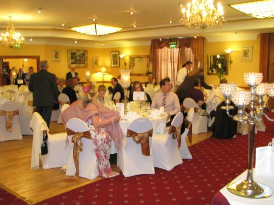 The Waterside House Hotel: Beautiful room for a wedding