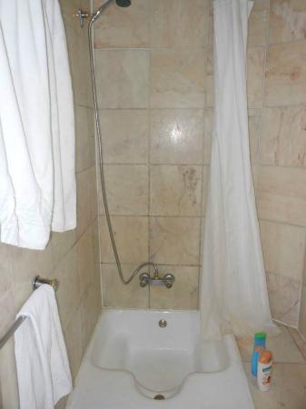 Residencial Dublin : Il bagno
