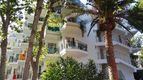 Atlantique Holiday Club: jeden z budynków mieszkalnych