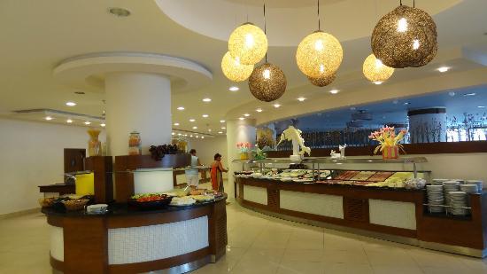 Atlantique Holiday Club: restauracja
