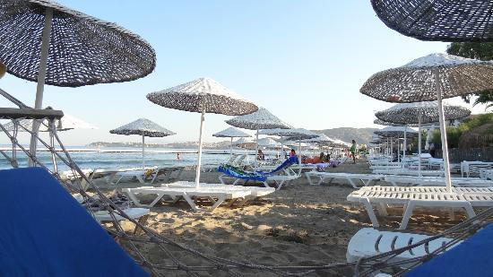 Atlantique Holiday Club: plaza hotelowa