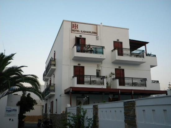 Hotel Iliovasilema
