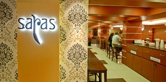 Saras, Pure Vegetarian Indian Restaurant