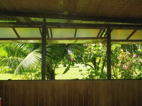 Pueu Village: De la cuisine...