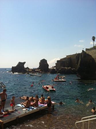 Bagno marino archi santa cesarea terme italien omd men - Bagno 19 santa cesarea terme ...