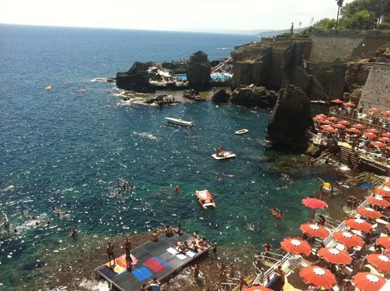Mare splendido picture of bagno marino archi santa - Bagno 19 santa cesarea terme ...