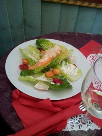 The Supper Club: Salmon Caesar