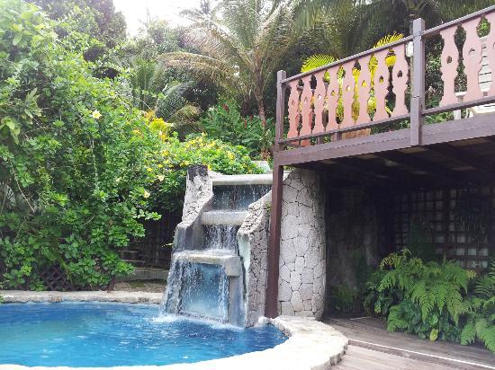 Fond Doux Plantation & Resort: pool area