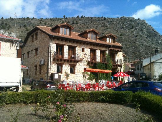 El Rincón De Las Hoces Picture Of El Rincon De Las Hoces Burgomillodo Tripadvisor