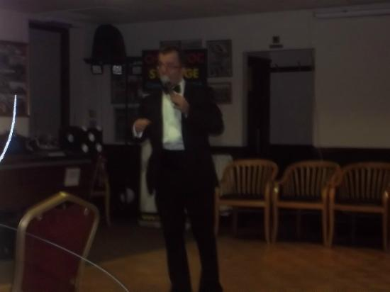 Keswick Rugby Football Club: Hypnotist - hilarious!