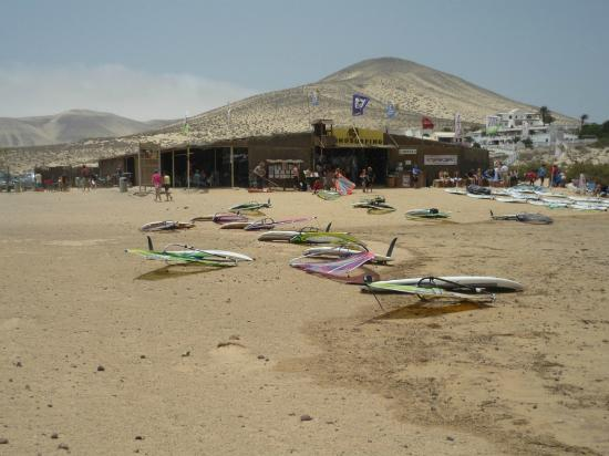 playa de sotavento playa