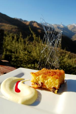 Maliba Mountain Lodge: Gourmet food