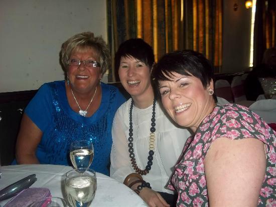 Keswick Rugby Football Club: Brenda, Zoe & Trisha