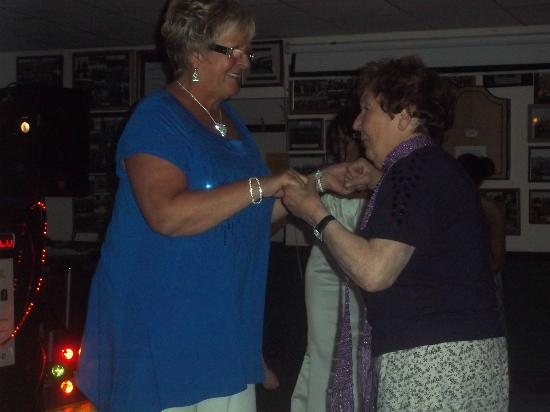 Keswick Rugby Football Club: Brenda & Muriel