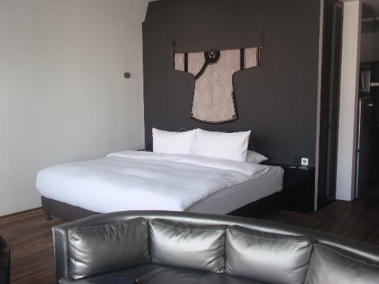 CHAI Living Serviced Apartments : Habitación