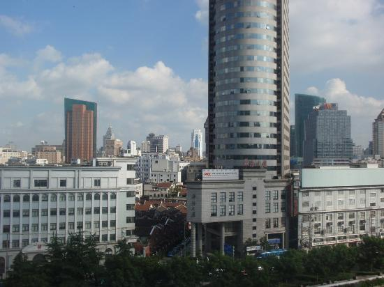 CHAI Living Serviced Apartments : Vistas