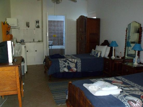 Bisibee Guest House: Room 7 with self-catering corner