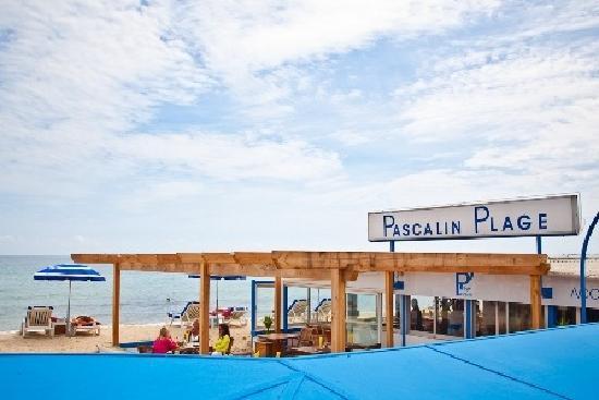 pascalin plage : souvenir de plage