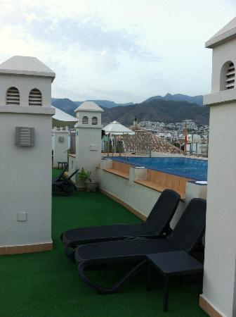 Hotel Mena Plaza: piscina