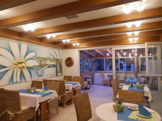 Torkelbundte Hotel Garni: Frühstücksraum