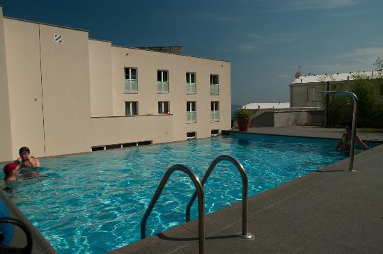 Hotel Villa Kapetanovic: cosy pool