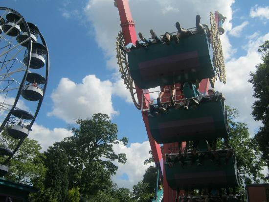 Drayton Manor Park: no way was I going on this.