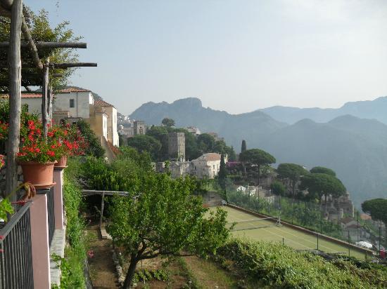 Villa Amore: Restaurant