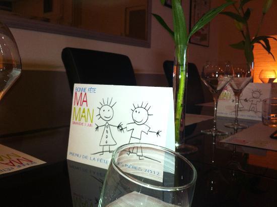 Restaurant Le 400 ap : saint Valentin