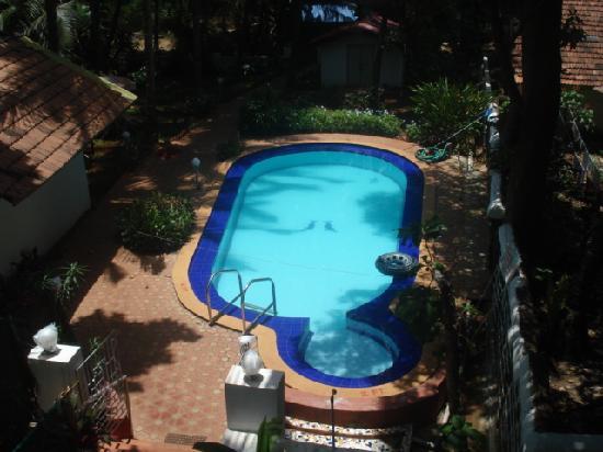 Santiago Residency : Swimming Pool