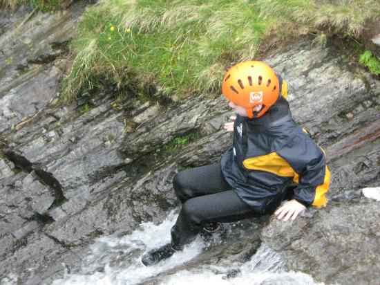 Keswick Adventure Centre: Sliding