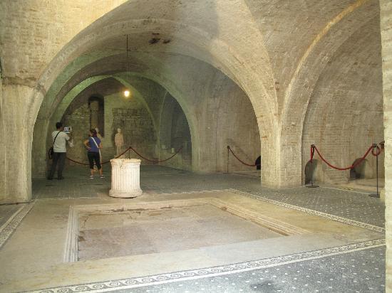 Casa Romana di Vespaia Polla