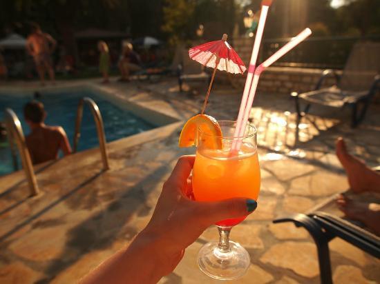 Liapades Beach Hotel: Cocktail