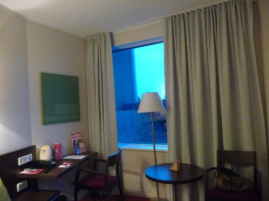 Park Inn by Radisson Meriton Conference & Spa Hotel Tallinn: Habitación1