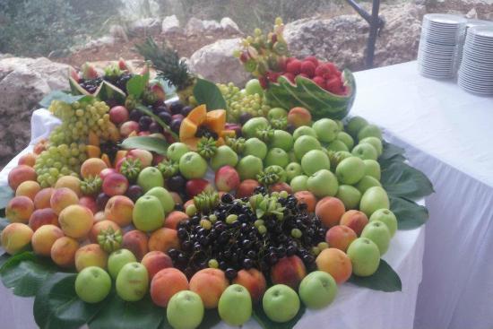 Faitroun, Libanon: Food
