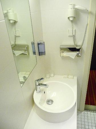 Park Inn by Radisson Meriton Conference & Spa Hotel Tallinn: Baño
