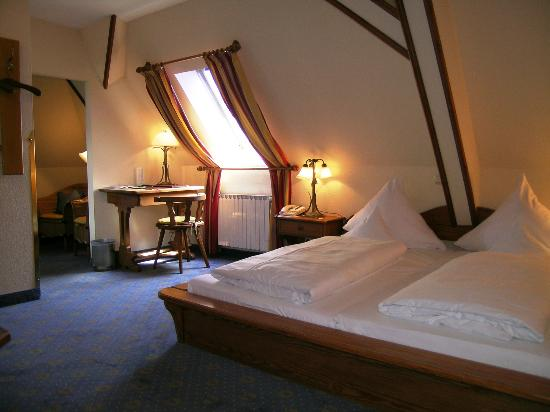 Romantik Hotel Fuerstenhof: Juniorsuite