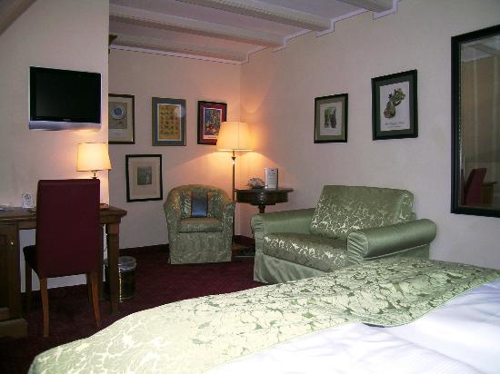 Romantik Hotel Fuerstenhof: Standard Doppelzimmer