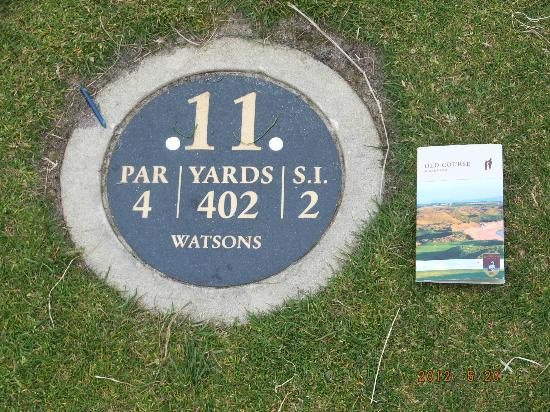 Ballybunion Golf Club: Tom Watsons signature hole